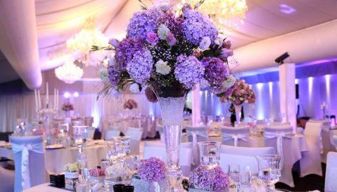Arreglos florales para fiestas de matrimonios en lima