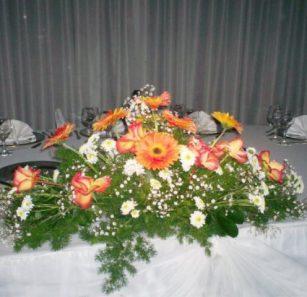 matrimonio arreglo floral marleny 1