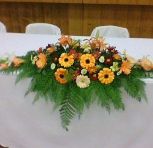 matrimonio arreglo floral marleny 2
