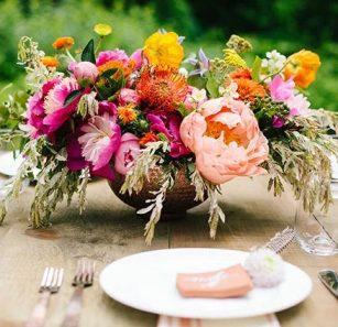 matrimonio arreglo floral marleny 4