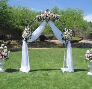 matrimonio arreglo floral marleny 5