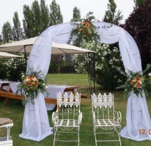 matrimonio arreglo floral marleny 6