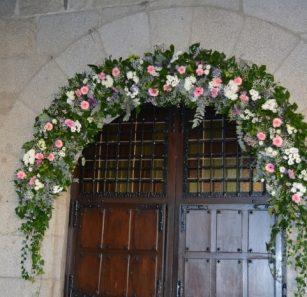 matrimonio arreglo floral marleny 9